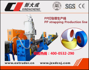 PP Strap Belt Production Machinery pictures & photos
