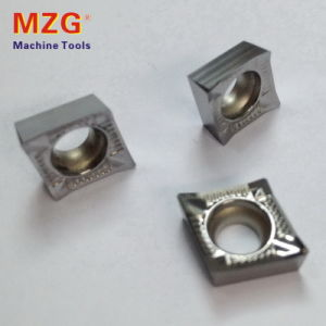 80 Degree CNC Lathe Turning Cemented Carbide Cutting Indexable Insert pictures & photos