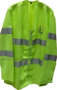 Petrol Oil Company Logo Gas Station Reflective Safety Jacket pictures & photos