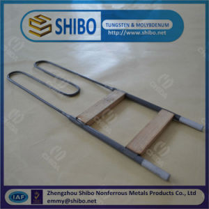 Most Popular W Type Molybdenum Disilicide Heating Element pictures & photos