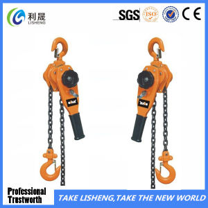 Specification of Manual Va Chain Block pictures & photos