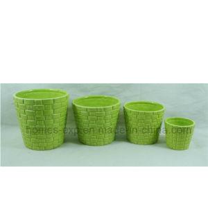 Popular Style Home & Graden Ceramic Flower Planter