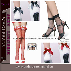 Women Christmas Stocking Lady Socks pictures & photos