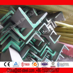 AISI 304 Stainless Steel Equal Angle Free Sample pictures & photos