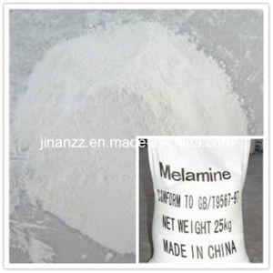 Melamine Powder 99.8% (High Quality) pictures & photos