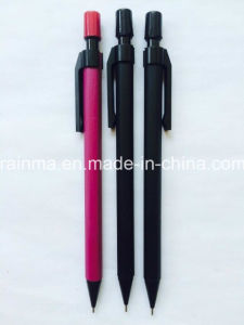 Mechanical Pencil with Soft Rubber Finished Barrel pictures & photos