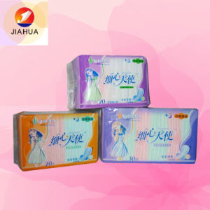 Hot Sell Sanitary Napkins for Girls (JHP023) pictures & photos