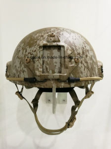 Fast Helmet with Side and Rails Under Water Transfer Process pictures & photos