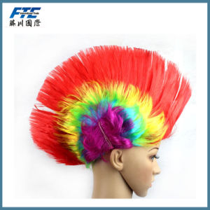 Wigs Colorful Christmas Cosplay Hairs pictures & photos