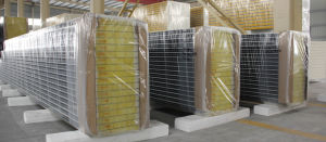 Rock Wool Sandwich Panels for Roof and Wall pictures & photos