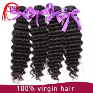 Mongolian Virgin Hair Deep Wave Deep Curl Remy Human Hair pictures & photos