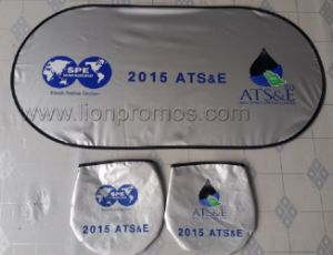 Personalized Printing Car Rear Sunshade pictures & photos