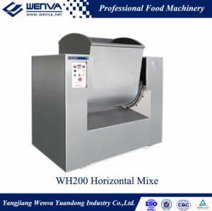 Wh200 Horizontal Dough Mixing Machine pictures & photos