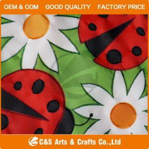 Custom Appliqued Garden Flag pictures & photos