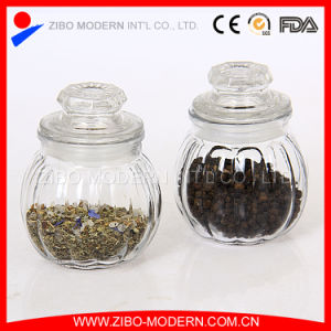 Factory Bulk Wholesale Food Mini Airtight Glass Storage Jar pictures & photos