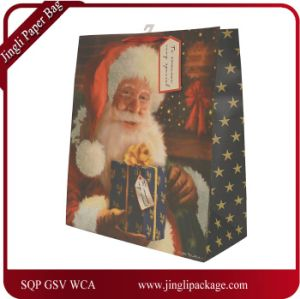 Jumbo Size Chirstmas Gift Paper Bag, Gift Paper Bag, Gift Bag, Beautiful Gift Paper Bag. Paper Bag with Twist Handles pictures & photos