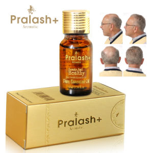 Cosmetic Pralash+ Hair Growth Essential Oil Effectively (10ml) Hair Growth Oil Men Faster Hair Growth Products pictures & photos