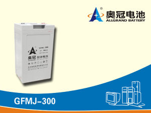 UPS Battery 2V300ah / Gel Battery / Rechargeable Battery