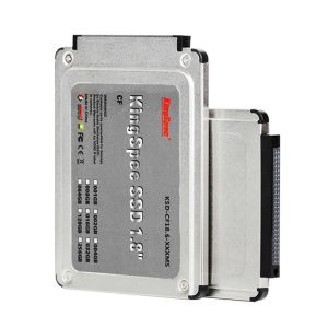 "1.8"" CF Solid State Drive IDE 50pin SSD Hard Disk MLC Flash pictures & photos"