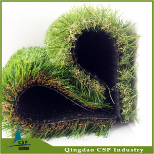 40mm Artificial Grass with 10000dtex for Landscaping pictures & photos