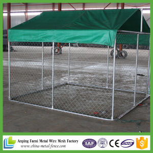 Heady Duty Chain Link Dog Cage pictures & photos