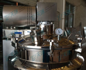 China Ointment Stainless Steel Tank with Mixer