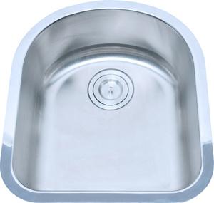 Stainlesss Steel Sink, Undermount Kitchen Sink (A115) pictures & photos