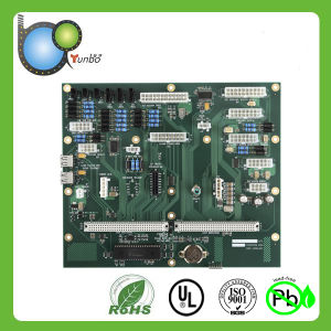 Lead Free SMT Rigid Printed Circuit Board Design pictures & photos