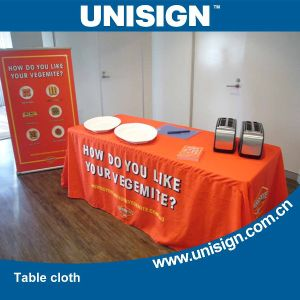 Solid Polyester for Table Cover pictures & photos
