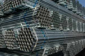 Galvanized Steel Round Pipe pictures & photos