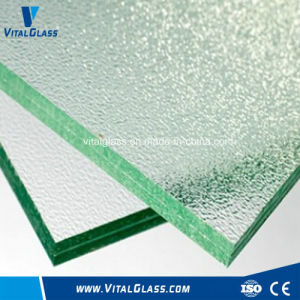 Sandblasted Glass/ Colored Frosted Glass/ Tinted Acid Etched Glass/Clear Acid Etched Glass/Frosted Glass/ Frost Glass/Sandblasting Glass pictures & photos