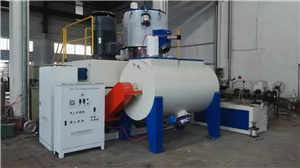 Srlw300/1000 Hot/Cool Combined Horizental Mixer for Plastic Mixing Machine pictures & photos