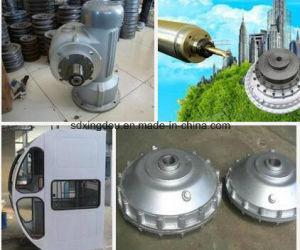 Tower Crane Spare Parts Slewing Pulley/Controller, Joystick Qt-10 pictures & photos