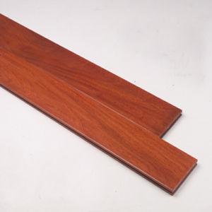 Hard Wood Flooring Cumaru on Sale with Natural Color