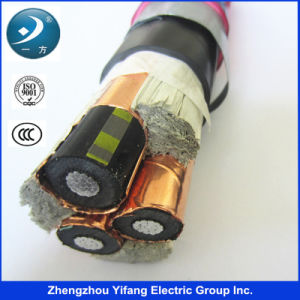 Power Cable 6/10kv, Copper Conductor XLPE Insulated pictures & photos