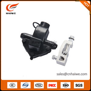 Low Voltage Aluminum Alloy Insulated Fasten Clamp pictures & photos