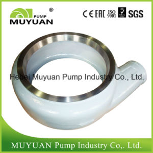 High Chrome Anti-Wear Sand Casting Wear Resistant Pump Part pictures & photos