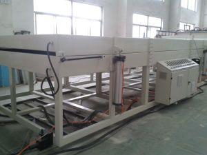 PC Electronic Hollow Board Extrusion Line pictures & photos