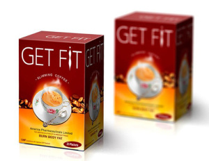 Slimming Chocolate Coffee Get Fit Coffee pictures & photos