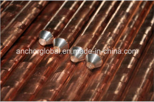 Copper Coated Ground Rod pictures & photos