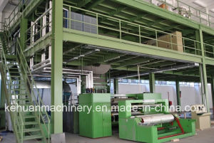 1.6m Single Die PP Spunbond Non Woven Making Machinery pictures & photos