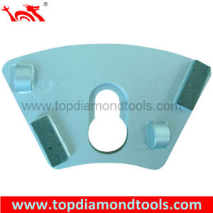 PCD Grinding Diamond Tools for Floor Coating Removal pictures & photos