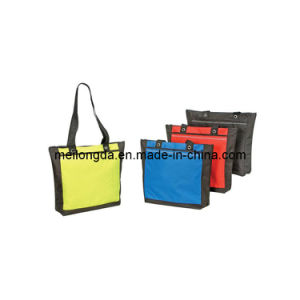Canvas Shopping Bag (MLD-S812)