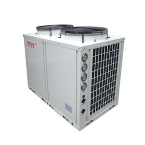 40kw Hot Water Air Source Heat Pump