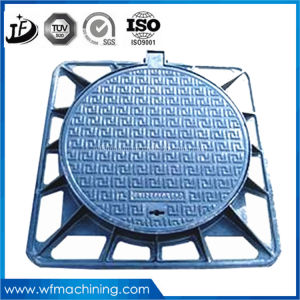 En124 C250 Sand Casting Manhole Covers, Access Covers, Drainage Gratings, Gully Gratings & Surface Boxes pictures & photos