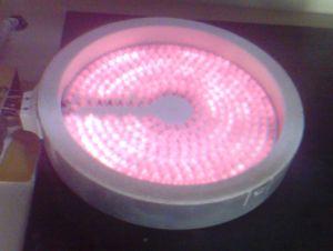 Simplex Winding Ceramic Infrared Coil Radiant Burner Element Heating Plate
