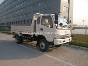 5 Tons 4X4 Tipper Truck pictures & photos