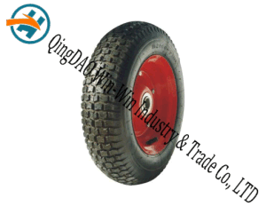 16*4.50-8 Pneumatic Rubber Wheel with Wheel Rims pictures & photos