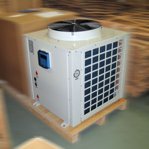 Air Source Heat Pump Water Heater 10kw 220-240V/1n~ 50Hz