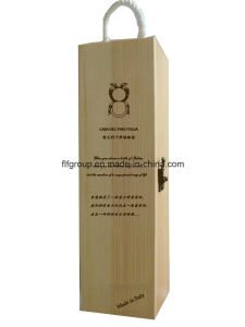 Canton Fair Standard Size Sliding Lid Customized Pine Wooden Wine Box  sc 1 st  FLF Group Limited & China Canton Fair Standard Size Sliding Lid Customized Pine Wooden ... Aboutintivar.Com
